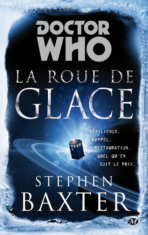 doctor who la roue de glace stephen baxter